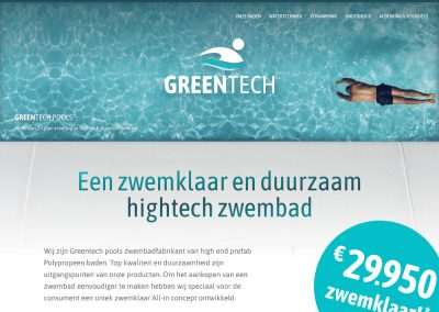 GreenTech Pools