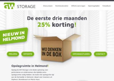 GW Storage
